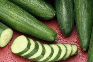 concombre pour maigrir du ventre
