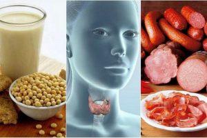 thyroide aliment interdit