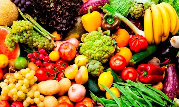 fruits et legumes pauvre en calories