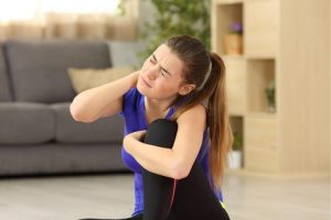 inflammation musculaire apres entrainement