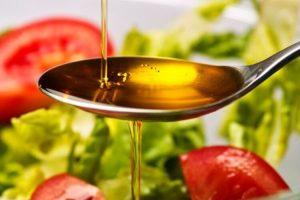les huiles végétales sont bonnes pour le coeur