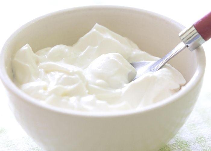Source du cholestérol : les produits laitiers